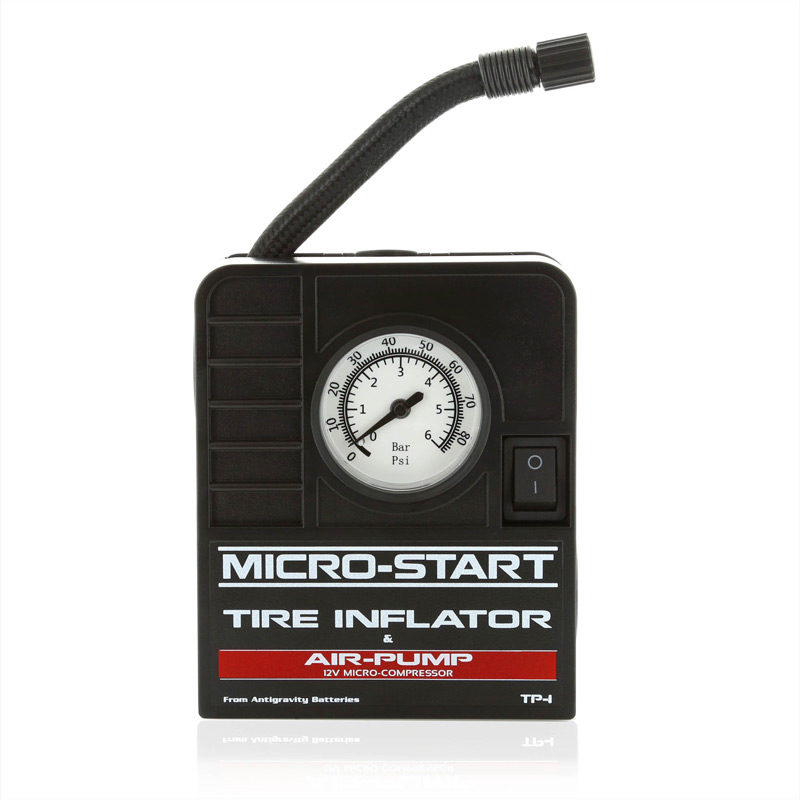 Portable Tire Inflator Air Pump Accessory
