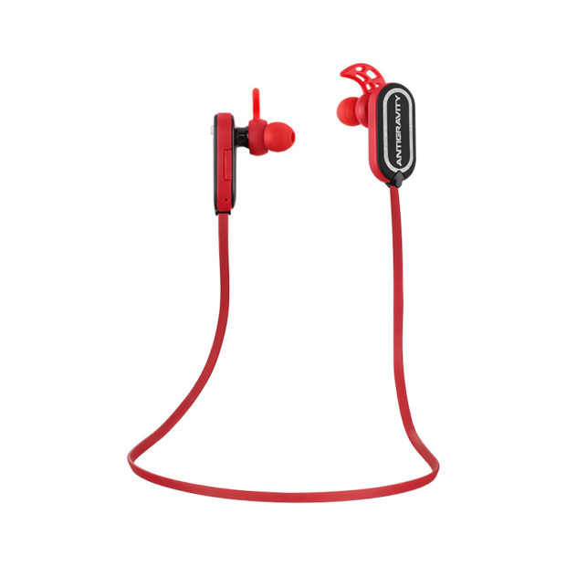 Red Thump Buds: Bluetooth Earbuds, Wireless