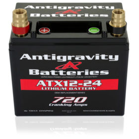 SAE Adapters Example on Specialty ATX12-24 Battery
