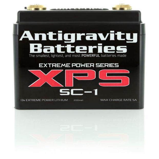 SC-1 XPS Antigravity Battery Extreme Power