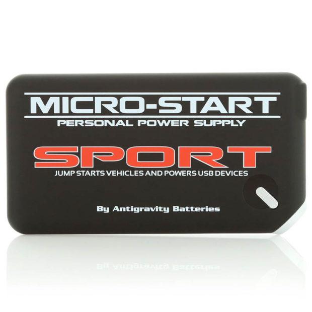 SPORT Micro-Start Power Supply & Jump-Starter