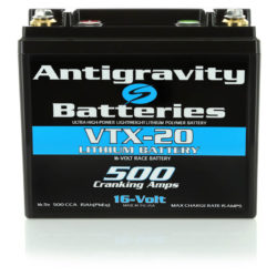 VTX12-20 Lithium 16V Antigravity Battery