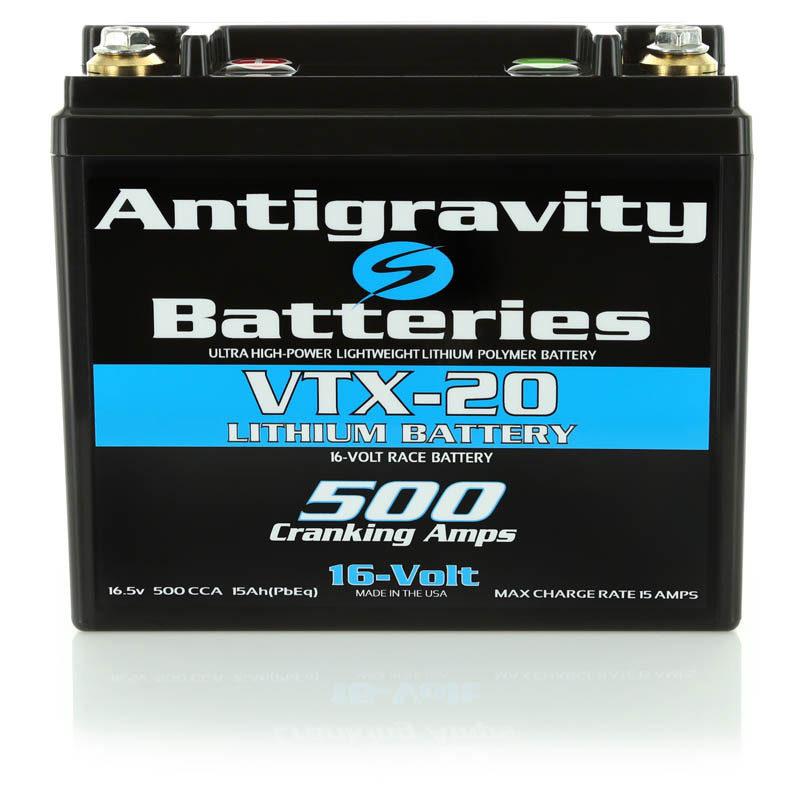 VTX12-20 Lithium 16V Antigravity Battery