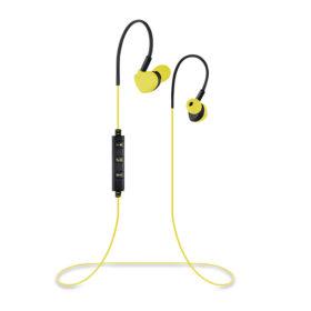 Yellow Micro-Buds Wireless Bluetooth Earbuds
