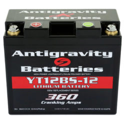 YT12BS-12 Antigravity OEM Size Battery