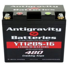 YT12BS-16 Antigravity OEM Size Battery
