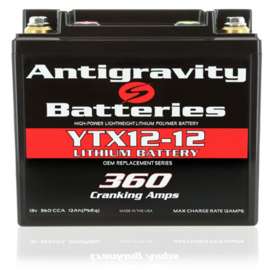 YTX12-12 OEM-Size Lithium Battery