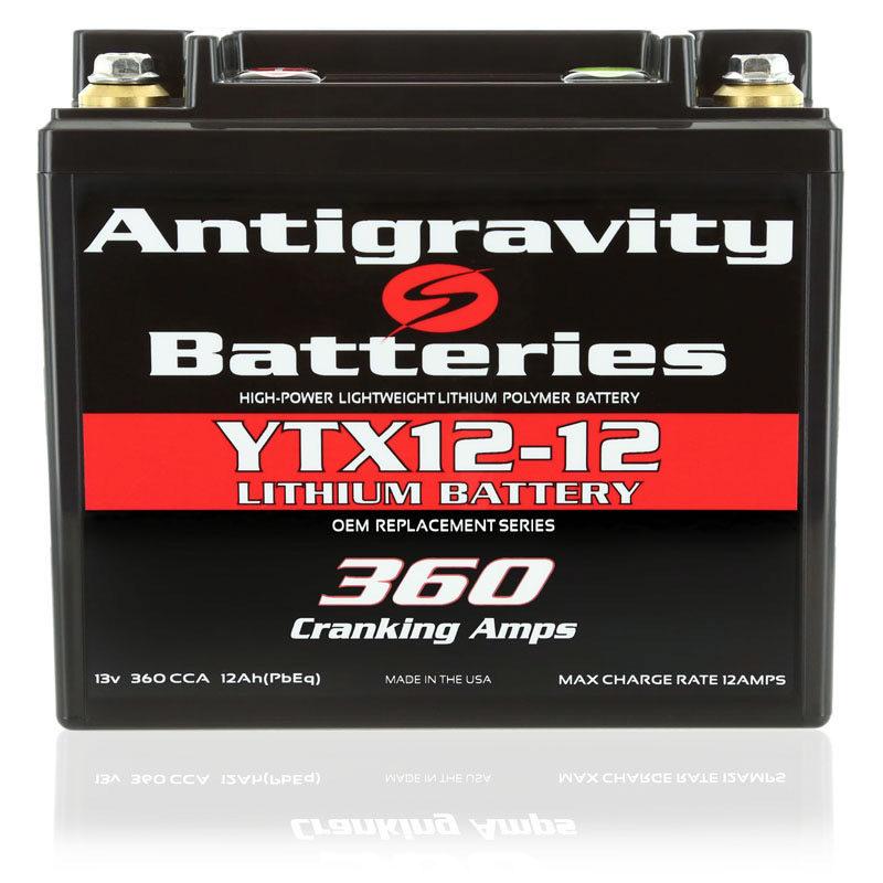YTX12-12 OEM-Size Lithium Battery