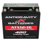 YTX12-16 Antigravity OEM-Size Battery