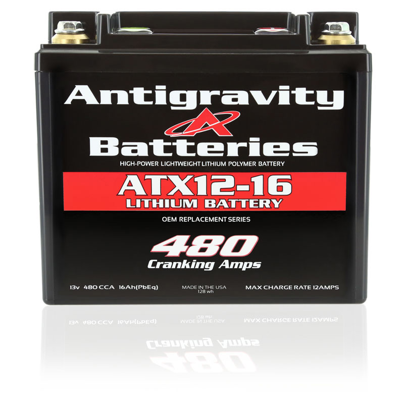 YTX12-16 OEM-Size Lithium Battery