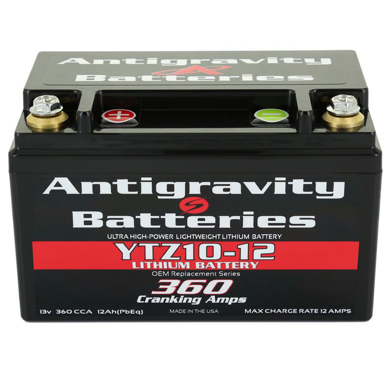 YTZ10-12 Antigravity OEM Size Battery