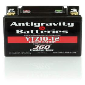 YTZ10-12 OEM Size Lithium Battery