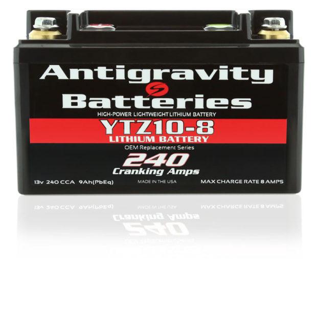 YTZ10-8 OEM Size Lithium Battery