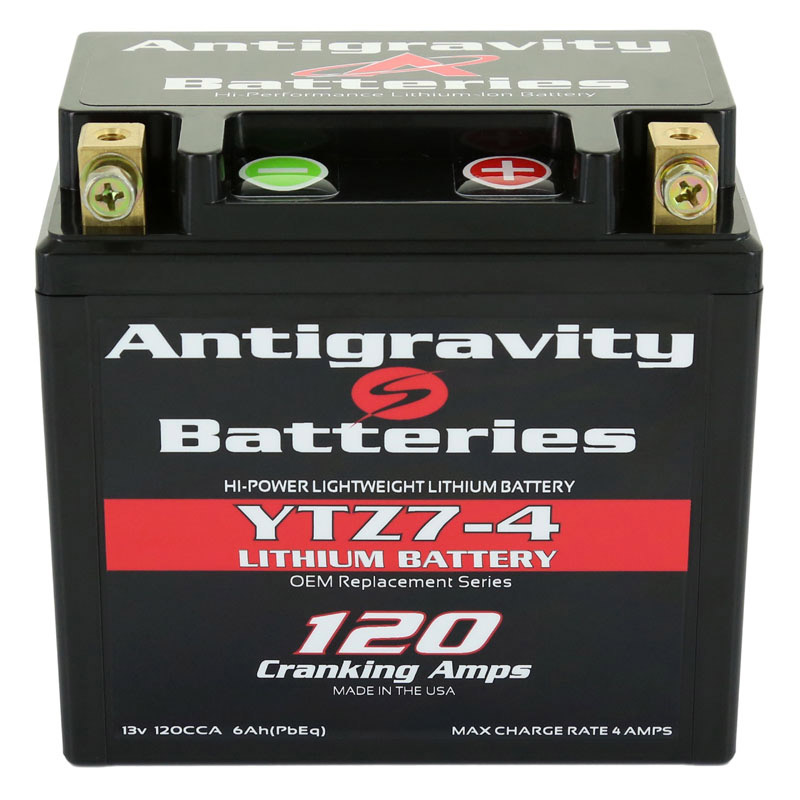 YTZ7-4 Antigravity OEM Size Battery