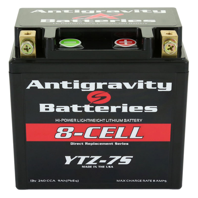 YTZ7-8 Antigravity OEM Size Battery