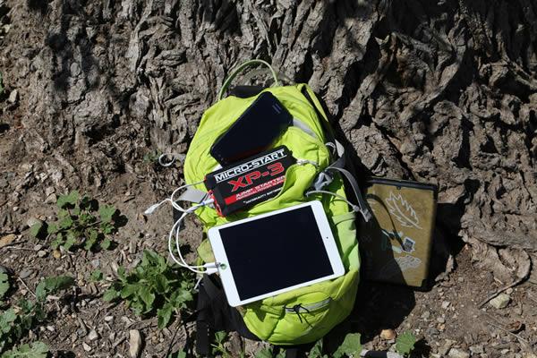Multi-Function XP3 Backup Battery Pack