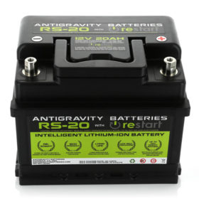 RS-20 Re-Start Auto Battery, Antigravity