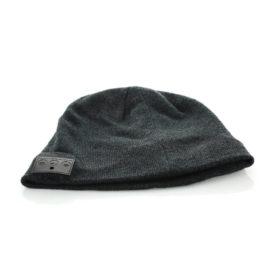 AUDIO CAP Bluetooth Beanie, Black color