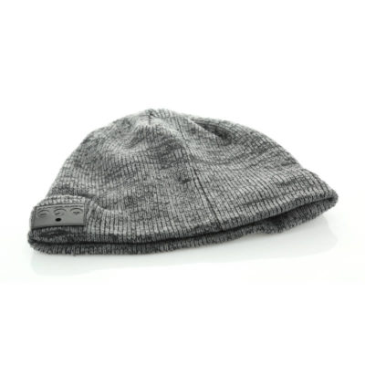 AUDIO CAP Bluetooth Beanie, Gray