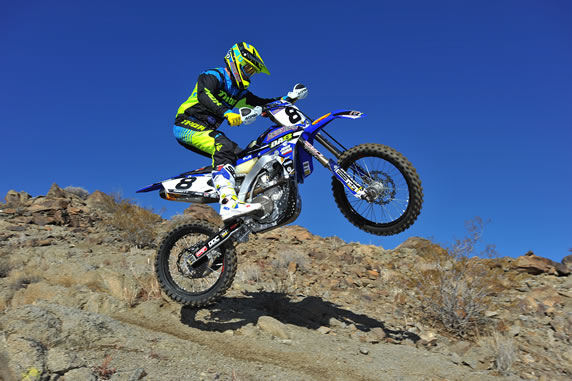 Destry Abbott: Antigravity Batteries Sponsored Rider