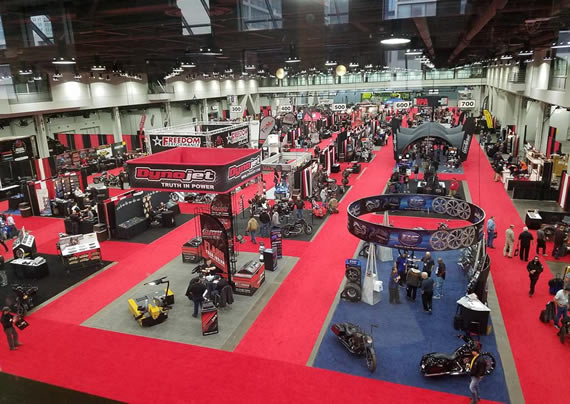 V-Twin Expo 2017 Industry Event