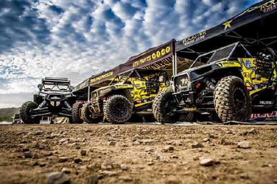Wolfpack UTV Racing
