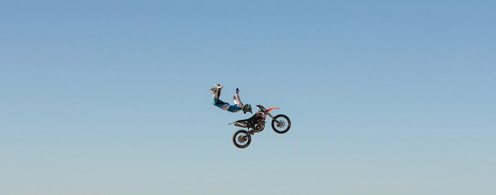 Destin Cantrell: Antigravity Sponsored Rider