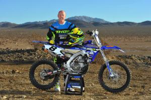 Destry Abbott, Antigravity Sponsored Rider