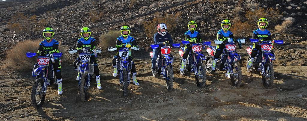Destry Abbott & Purvine Riders: Antigravity Sponsored Team