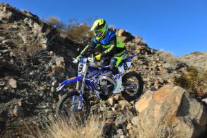 Destry Abbott, Purvines DA8 Racing Team