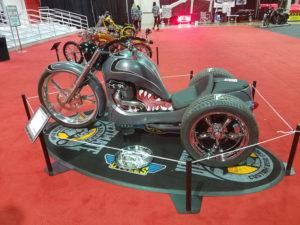 J&P Cycles Ultimate Builder Custom Bike Show, IMS 2017