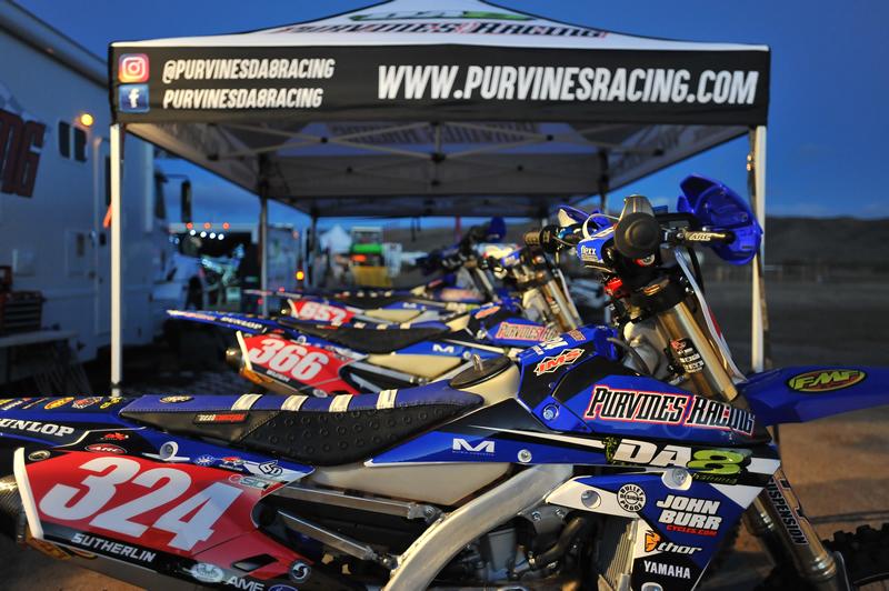 Purvines DA8 Racing Team, 2017