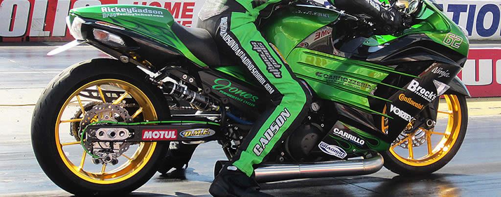 Rickey Gadson: Antigravity Sponsored Rider