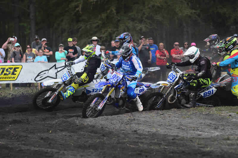 AmPro Yamaha Race Team, GNCC