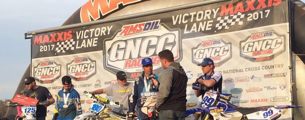 AmPro Yamaha Race Team, GNCC Opening Round