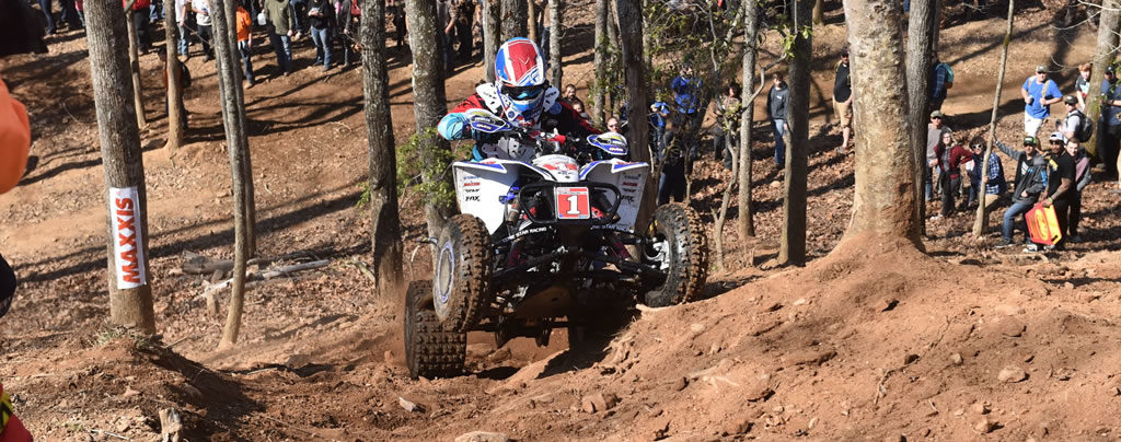 Antigravity-Sponsored Walker Fowler GNCC Winner 2017