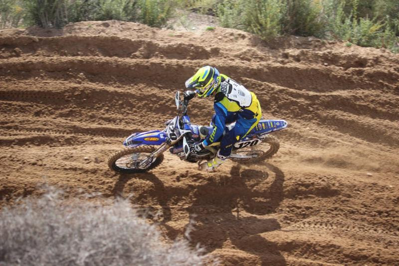Cooper Abbott WORCS, Purvines DA8 Racing