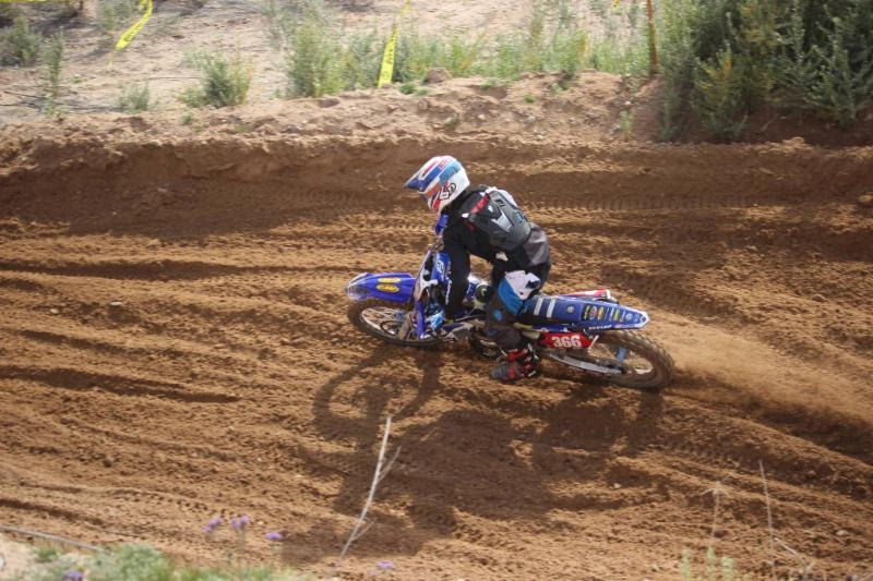 Damon Bush, WORCS, Purvines DA8 Racing