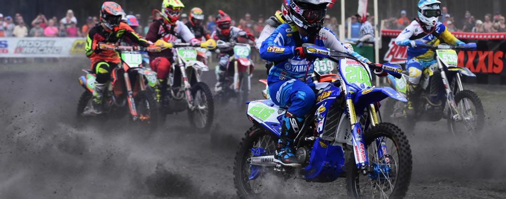 N-Fab AmPro Yamaha Race Team, GNCC Round 2