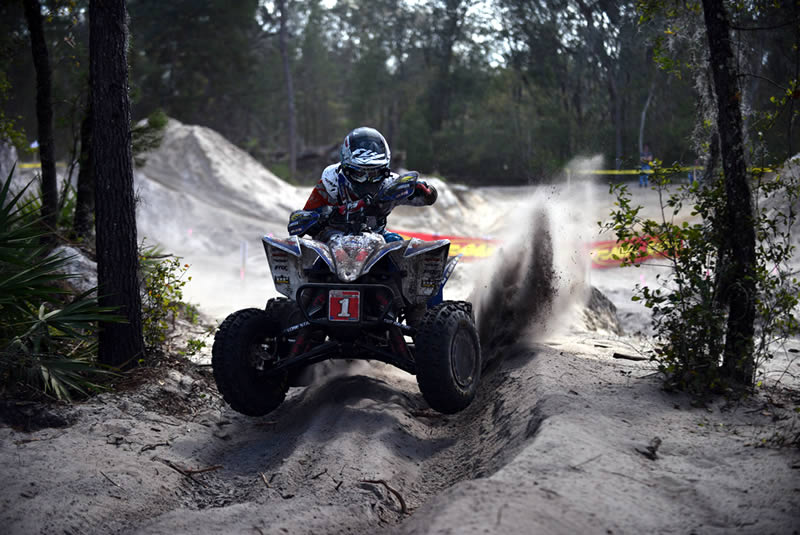 Walker Fowler GNCC Moose Racing Wild Boar