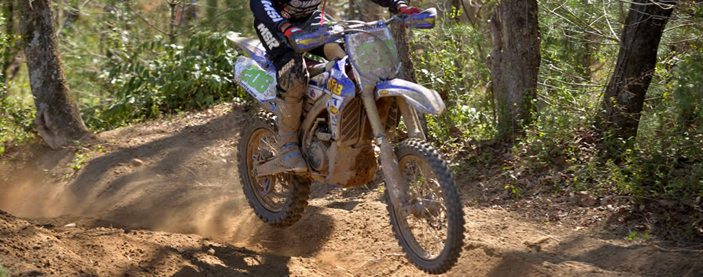 AmPro Yamaha Team GNCC Rd 4 Josh Toth Win
