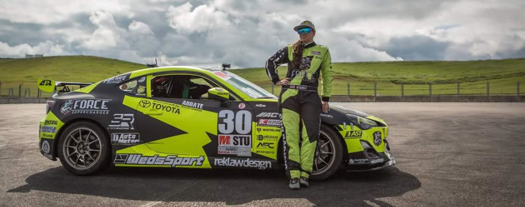 Michele Abbate & GRR Racing Scion FRS