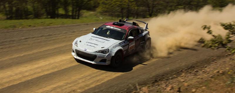 Steven Redd Rally Racing, Nameless Performance Team