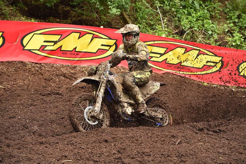 GNCC Rd6 AmPro Yamaha Race Team