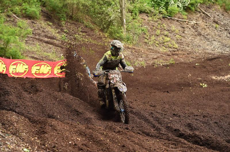 GNCC Rd6 AmPro Yamaha X-Factor Race