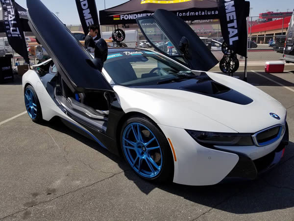 Bimmerfest 2017 Antigravity Batteries