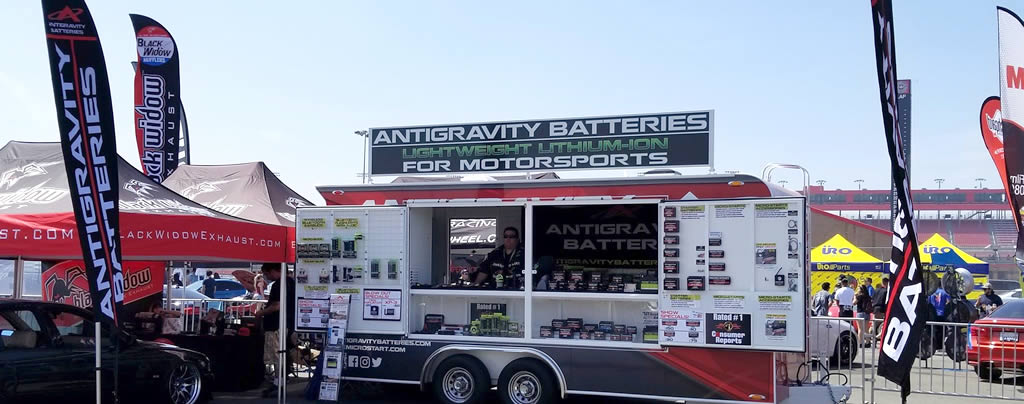 Bimmerfest 2017 BMW Event Antigravity Batteries