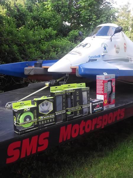Chris Swanson Antigravity Batteries Sponsored