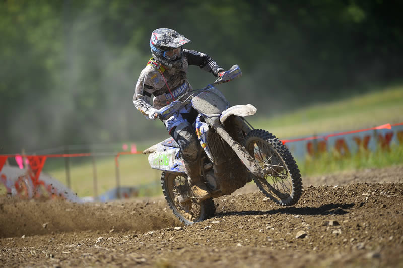 Josh Toth AmPro Yamaha Race Team GNCC Rd 7
