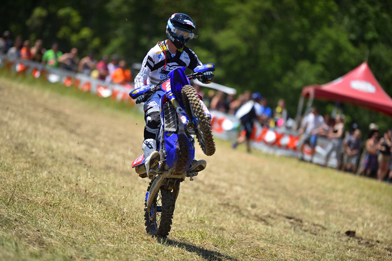 Ricky Russell AmPro Yamaha Race Team GNCC Rd 7